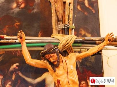 """Milagro"" (Alexis Leyva Machado ""Kcho"") - Dono di Raúl Castro a Papa Francesco - Donato dal Papa a Lampedusa"