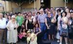 Turisti in visita a Montelepre