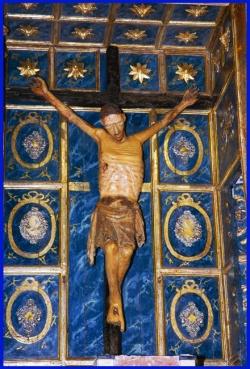 Trapani - Chiesa di San Domenico - Crocifisso dei Miracoli