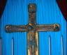 Calatabiano (CT) - Chiesa del SS.mo Crocifisso | Crocifisso ligneo di Giovanni Salvo D'Antonio, oggi presso l'altare maggiore della Chiesa Maria SS. Annunziata