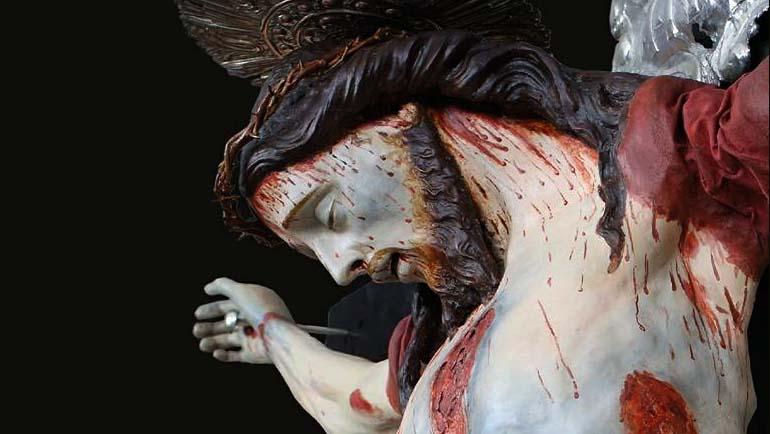 La congregazione del SS. Crocifisso di Vittoria celebra la festa dell'Esaltazione della Santa Croce