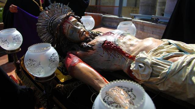 Corriere di Ragusa .it – ROMA – I Crucifissari di Vittoria accolti dal Papa